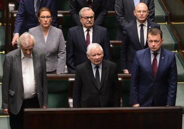 """Jest oświadczenie PiS ws. """"taśm Kaczyńskiego"""""""