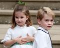 Książę George jest dowcipnisiem