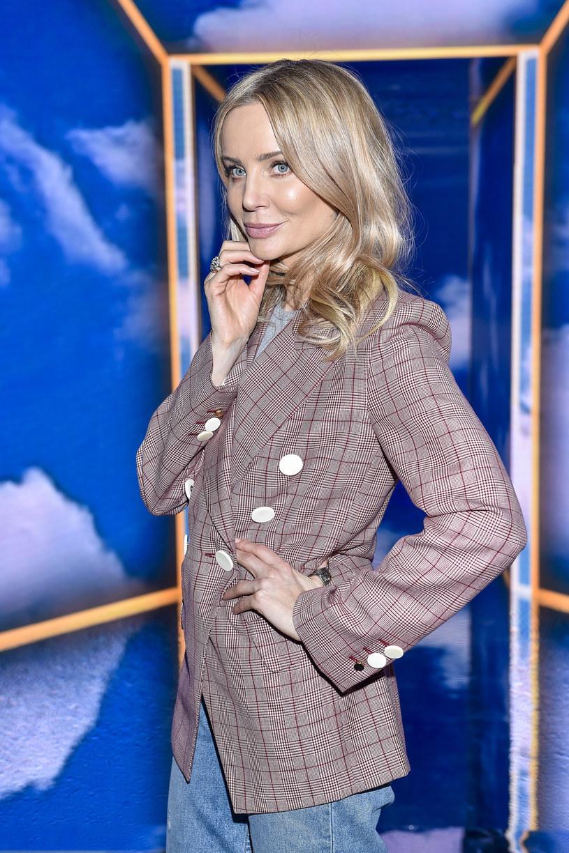 """""""Gośka Rozenek z Radkiem, byliby hitem pewnie"""" - mówi Agnieszka Woźniak-Starak, nowa prowadząca program """"Big Brother""""."""