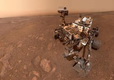 Zaskakujące odkrycie na Marsie. NASA wcześniej na to nie wpadła...