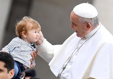 Papież Franciszek: Aborcja nie może być prawem człowieka