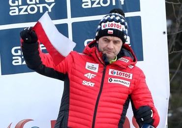 Horngacher: Praca dla niemieckiej federacji narciarskiej byłaby zaszczytem