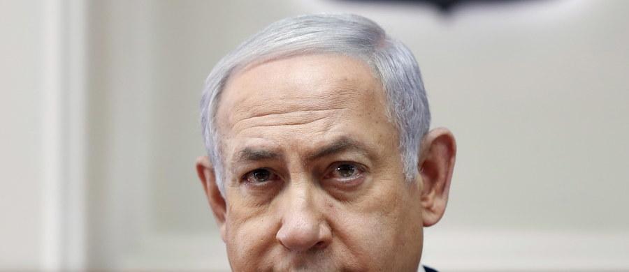 Premier Izraela Benjamin Netanjahu przyjedzie 13 lutego na konferencję bliskowschodnią w Warszawie – potwierdziło jego biuro. Dzień później szef izraelskiego rządu wróci do swojego kraju.
