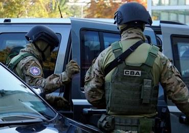CBA zatrzymało 4 osoby podejrzewane o korupcję przy dostawach do KGHM Polska Miedź