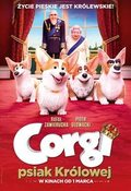 Psia kostka - piosenka promująca film Corgi, psiak Królowej