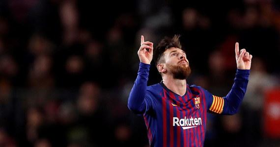 """Głównym problemem Barcelony przed pierwszym meczem półfinału Pucharu Hiszpanii, w którym """"Duma Katalonii"""" zmierzy się z Realem Madryt, jest kontuzja Argentyńczyka Lionela Messiego. Wiadomo jedynie, że gwiazdor ma kłopoty z prawą nogą."""