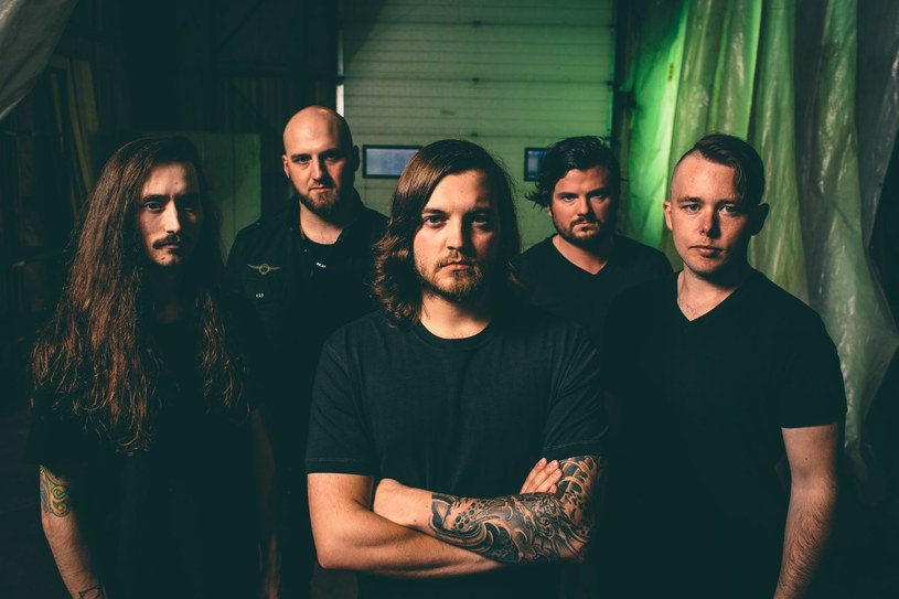 Metalcore'owcy z kanadyjskiego Arrival Of Autumn nagrali drugi album.