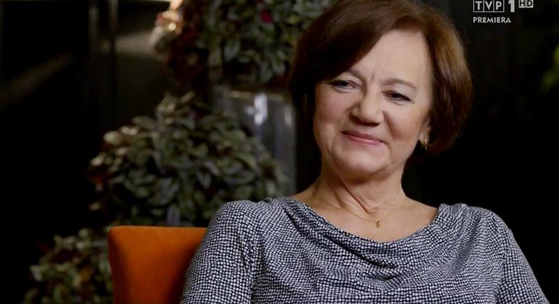 """Już w pierwszym odcinku """"Sanatorium miłości"""" Małgorzata - była stewardessa, szybowniczka i miłośniczka strzelectwa - wzbudziła zainteresowanie panów. Czy bohaterka znalazła w programie TVP bratnią duszę?"""