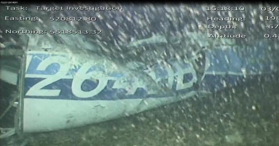 Wydobyto ciało z wraku awionetki, którą leciał Emiliano Sala