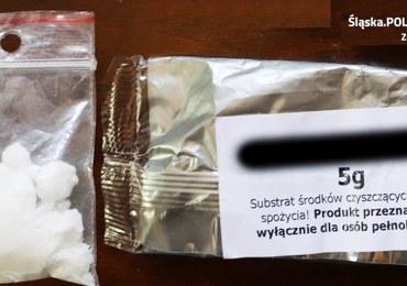 Zawiercie: Kolejny zatrzymany w związku z handlem dopalaczami