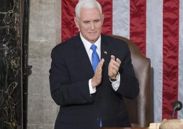 Znamy szczegóły wizyty wiceprezydenta USA Mike Pence'a w Polsce