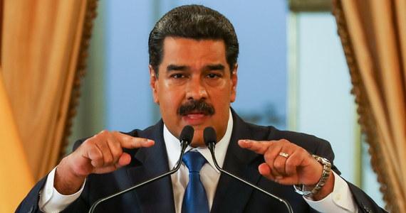 """Dotychczasowy prezydent Wenezueli Nicolas Maduro powiedział, że UE nie słucha jego kraju. """"Jesteście głusi"""" - zaznaczył. Odrzucił - jak to ujął - stronniczy i ideologiczny charakter oświadczenia wspieranej przez UE Międzynarodowej Grupy Kontaktowej ds. Wenezueli."""