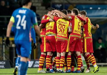 Ekstraklasa: Porażka Lecha, wygrana Jagiellonii po zimowej przerwie