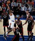 Liga NBA - Thunder pokonali Rockets w hicie Konferencji Zachodniej