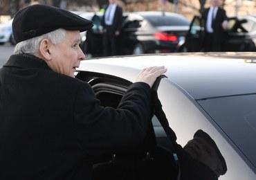 Kaczyński: Na tych taśmach nie ma przekleństw. Nie ma korupcji