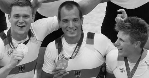 Niemiecki wioślarz, mistrz olimpijski, dwukrotny mistrz świata w ósemce Maximilian Reinelt zmarł podczas jazdy na nartach w trakcie urlopu, który spędzał w szwajcarskim kurorcie St. Moritz.