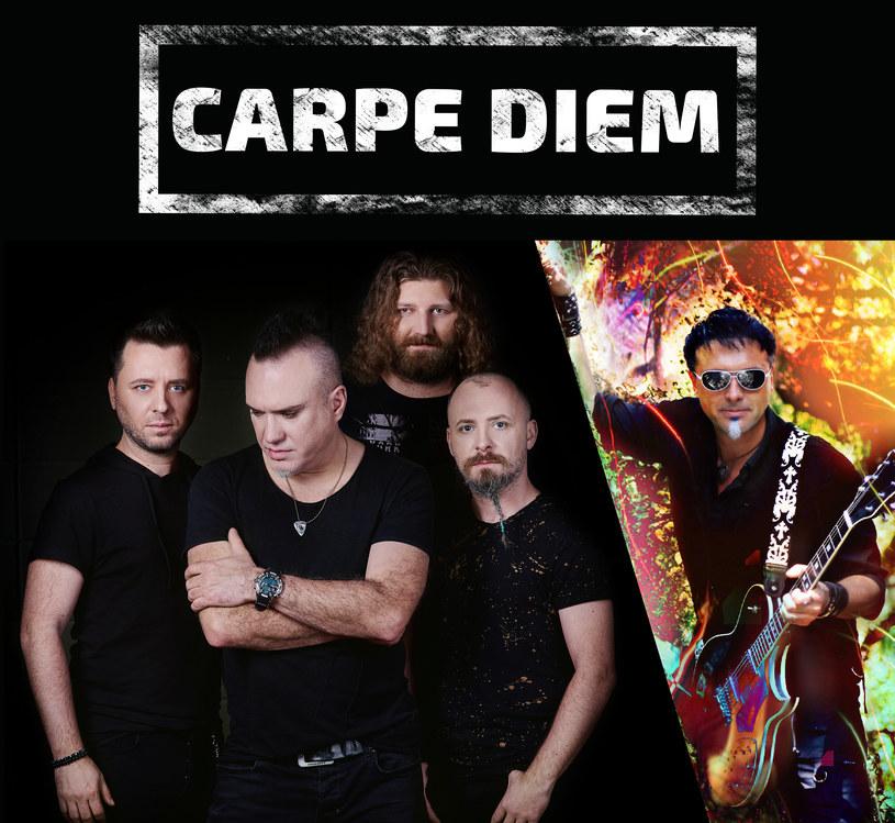 Zaskakująca deklaracja grupy Carpe Diem, na czele której stoi Szymon Wydra. Muzycy obiecali, że jeśli zostaną wybrani na Konkurs Piosenki Eurowizji 2019, to na scenie towarzyszyć będzie im... ksiądz!