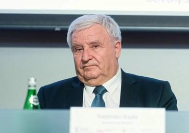 Kazimierz Kujda wkrótce odwołany z Narodowej Rady Rozwoju