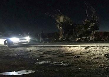 Zamach samobójczy w Iranie. Szef irańskiego MSZ wiąże to z konferencją w Warszawie