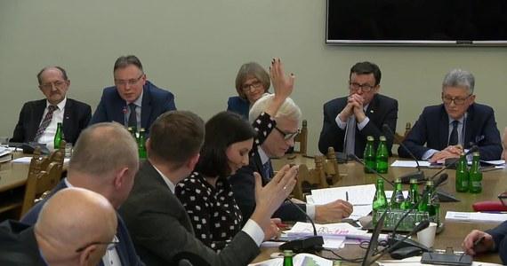 Podczas wspólnego posiedzenia sejmowej Komisji Sprawiedliwości i Praw Człowieka oraz Komisji Ustawodawczej, na którym prezes Trybunału Konstytucyjnego Julia Przyłębska przedstawiła coroczne sprawozdanie z jego działalności, doszło do burzliwej dyskusji między prowadzącym obrady, a posłami opozycji.