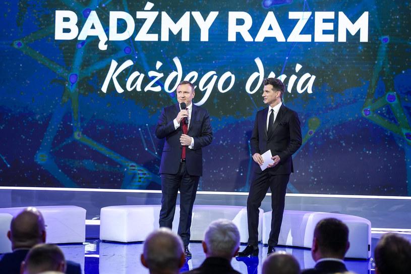 Telewizja Polska zaprezentowała swoją wiosenną ramówkę. Co widzowie TVP będą oglądać w najbliższych miesiącach? Sprawdźcie! Szczegóły ujawniono 14 lutego 2019 roku w Warszawie.