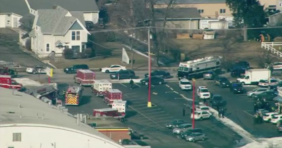 Wiele osób, w tym czterech policjantów, zostało rannych w piątek w strzelaninie w mieście Aurora w stanie Illinois. Jedna osoba zginęła. Napastnika ujęto - poinformowały władze miasta na Twitterze.