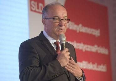 Czarzasty: SLD przystąpi do Koalicji Europejskiej