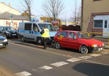 Dwaj policjanci ranni w wypadku w Sanoku