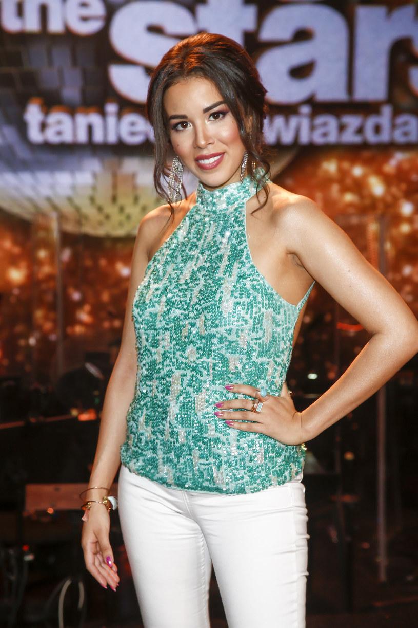 - Z tańcem towarzyskim nigdy nie miałam nic wspólnego - mówi Tamara Gonzalez Perea. Blogerka przyznaje, że już pierwsze treningi z Rafałem Maserakiem mocno sprowadziły ją na ziemię.