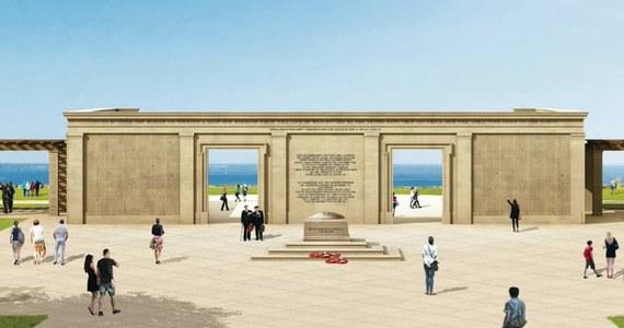 Spór o pomnik upamiętniający lądowanie w Normandii. Ma powstać we francuskiej miejscowości Ver–sur–Mer, ale jak donoszą brytyjskie media, nie cieszy się poparciem wszystkich lokalnych mieszkańców.