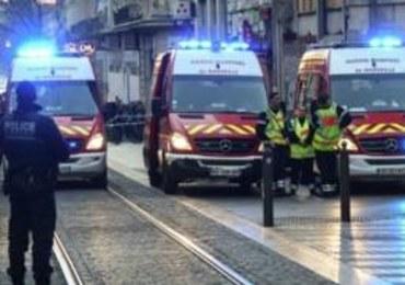 Atak nożownika we Francji. Pięć osób rannych