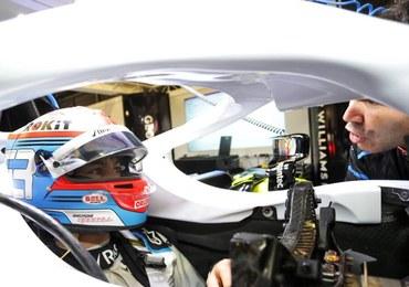 Robert Kubica nie będzie testował bolidu Williamsa