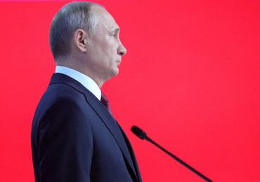 Putin grozi wyścigiem zbrojeń. NATO: To nie do przyjęcia