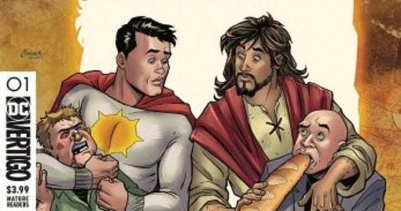 """Wydawnictwo komiksowe DC zrezygnowało z publikacji komiksu """"Second coming"""" opowiadającego o przyjściu Jezusa na Ziemię i jego przygodach z superbohaterem Sun-Manem. Premiera komiksu była zapowiadana na 6 marca. Zrezygnowano z niej ze względu na petycję podpisaną przez ponad 200 tys. osób"""