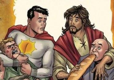 Kontrowersyjnego komiksu z Jezusem nie będzie. Protesty były zbyt duże