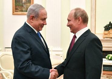 Netanjahu i Putin spotkają się w Moskwie pod koniec lutego
