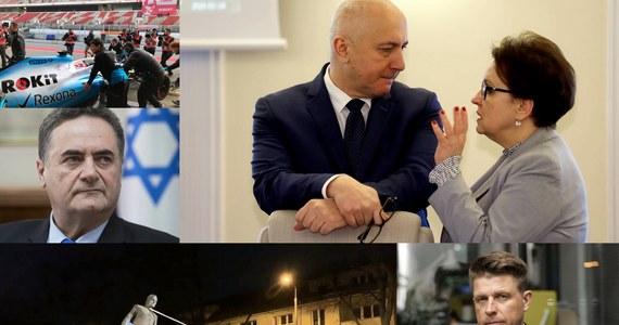 Dewastacja gdańskiego pomnika księdza Jankowskiego, śmierć dwóch górników w kopalni Murcki-Staszic w Katowicach, karuzela nazwisk w sprawie rekonstrukcji rządu i słowa Israela Katza o tym, że nie zamierza przepraszać za wypowiedź o kolaboracji Polaków z nazistami - tym żyła dzisiaj Polska. Przygotowaliśmy dla was przegląd najważniejszych wydarzeń dnia.