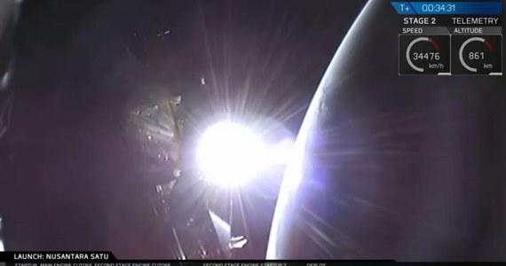 Z przylądka Canaveral na Florydzie wystartowała w czwartek wieczorem, czasu lokalnego, rakieta Falcon 9 prywatnej firmy SpaceX z izraelskim lądownikiem księżycowym.
