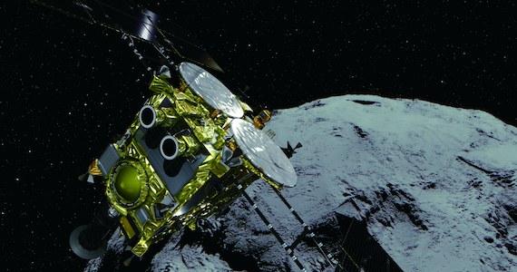 Otrzymane dane wskazują, że sonda Hayabusa 2 zdołała na krótko wylądować na powierzchni asteroidy Ryugu - poinformowała w piątek rano japońska agencja kosmiczna Jaxa. Sonda prowadzi dokładne badania tej asteroidy.