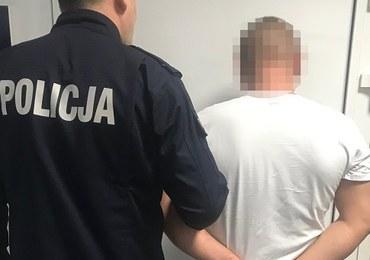 Gniezno: Chcieli odbić narkotyki z rąk policjantów