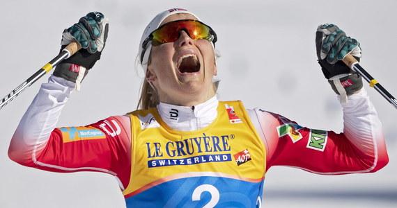 Norweżka Therese Johaug zdobyła w biegu łączonym złoty medal narciarskich mistrzostw świata w Seefeld. Drugą na mecie, rodaczkę Ingvild Flugstad Oestberg wyprzedziła o 57,6 s. Trzecia była Rosjanka Natalia Niepriajewa, a najlepsza z Polek Izabela Marcisz zajęła 27. miejsce.
