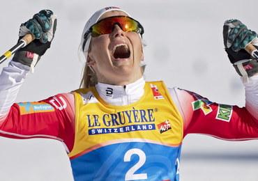 Narciarskie MŚ: Johaug wygrała bieg łączony