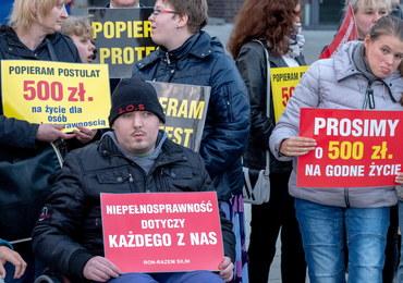 W maju wielki protest niepełnosprawnych w Warszawie