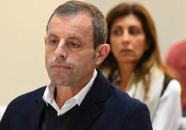 Były prezes FC Barcelony miał prać brudne pieniądze. Ruszył proces
