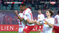 RB Lipsk - Hoffenheim 1-1 - skrót (ZDJĘCIA ELEVEN SPORTS). WIDEO