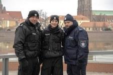 Policjantki I Policjanci Teletydzieninteriapl Mikołaj Białach