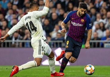 Barcelona wygrywa z Realem i awansuje do finału Pucharu Króla