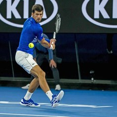Tenis: Turniej ATP w Miami - mecz 4. rundy gry pojedynczej