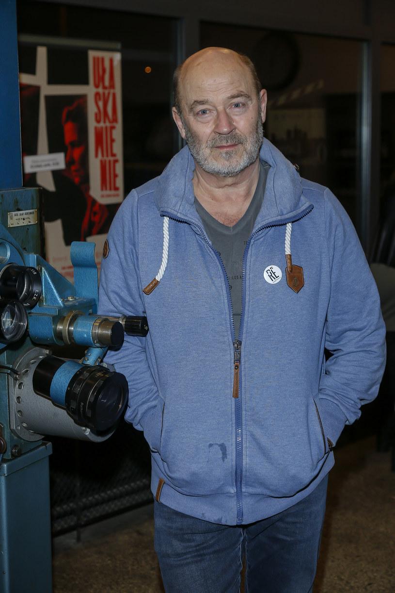 """Czasem słyszę, że """"Ułaskawienie"""" to jest historia o rodzicach żołnierza niezłomnego. Ale tak naprawdę to jest historia o niezłomnych rodzicach - powiedział o swym najnowszym filmie reżyser Jan Jakub Kolski."""