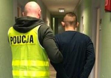 Miał konflikt ze znajomą, rzucił koktajlem Mołotowa w blok. 29-latek z zarzutami